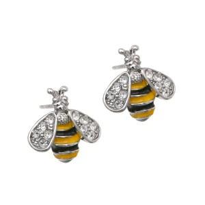 Bumblebee Post Earring