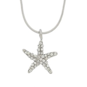 Star Fish Pendant Necklace