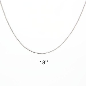CHAIN NECKLACE S 20""