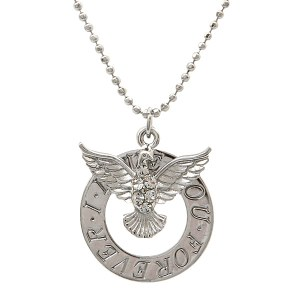 I Love You Forever Pendant Necklace