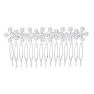 Daisy Row Pearl Hair Comb