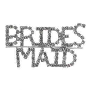 Bridesmaid Pin
