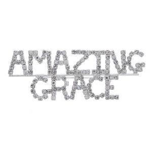 Amazing Grace Pin