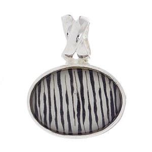 Silver Zebra Slide