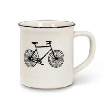 Bicycle Mug (13oz)