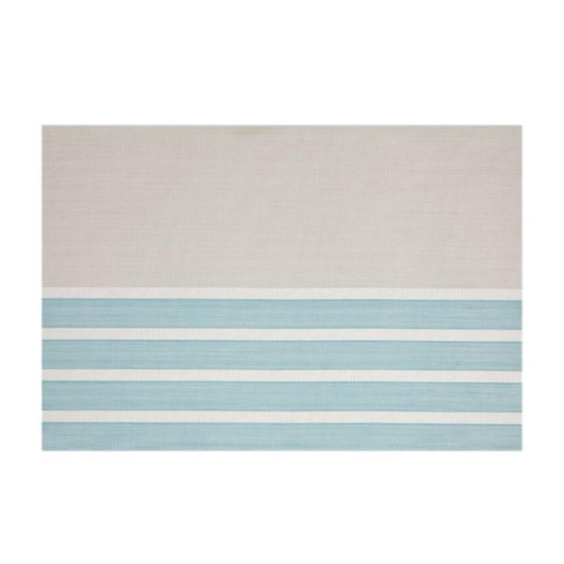 Vinyl Placemat - Pacific Stripe