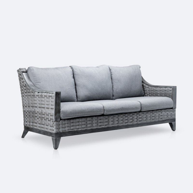 Belvedere Sofa with Cushions