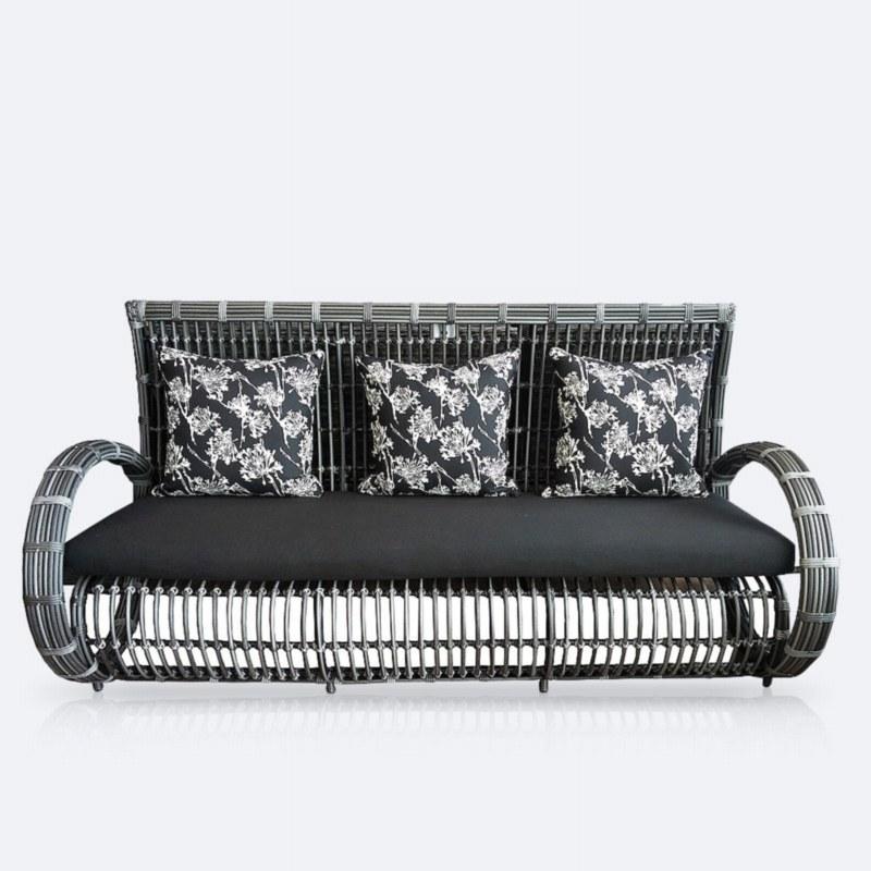 Da Vinci Wicker Sofa