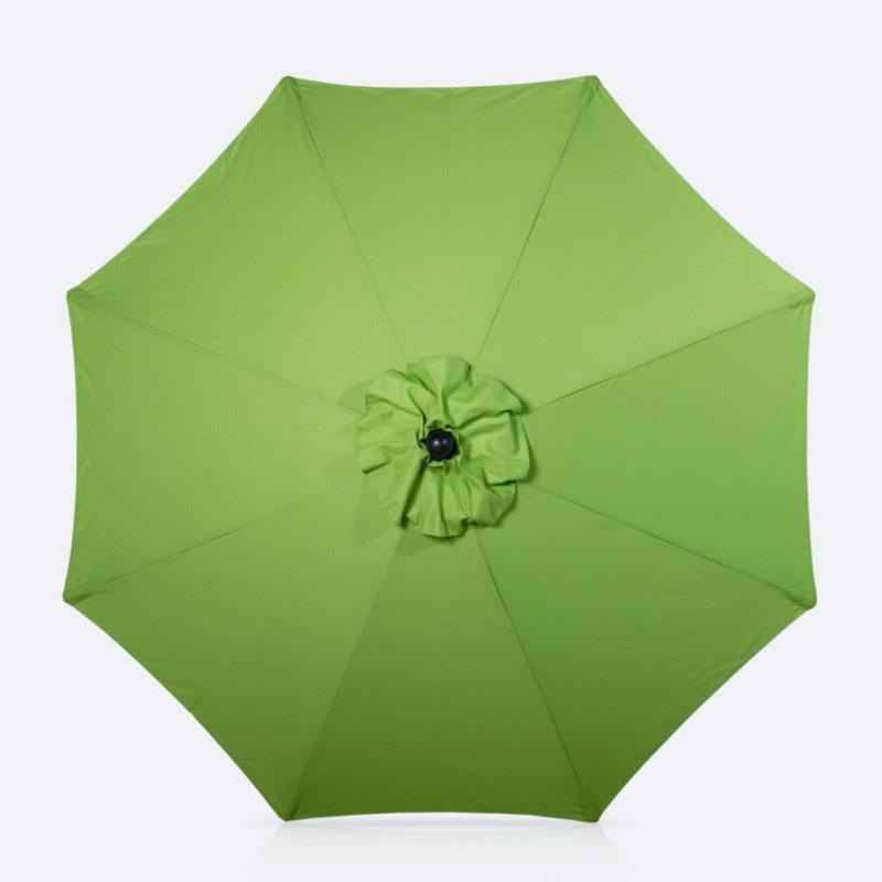 9' Autotilt Umbrella Apple Green