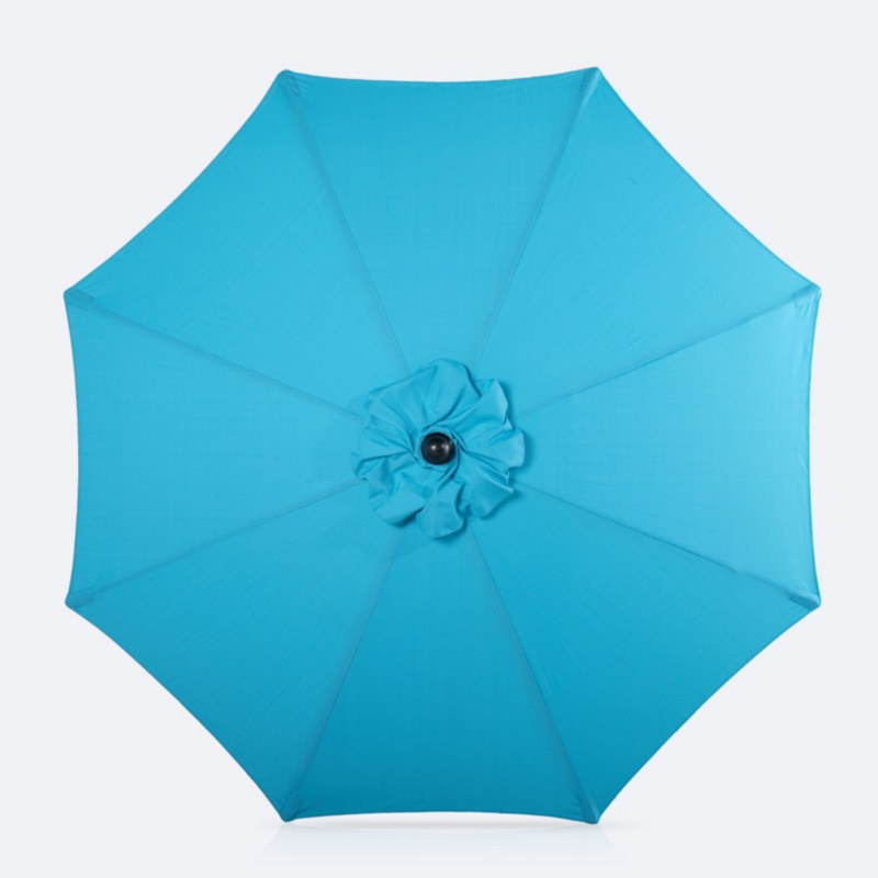 9' Autotilt Umbrella Bermuda