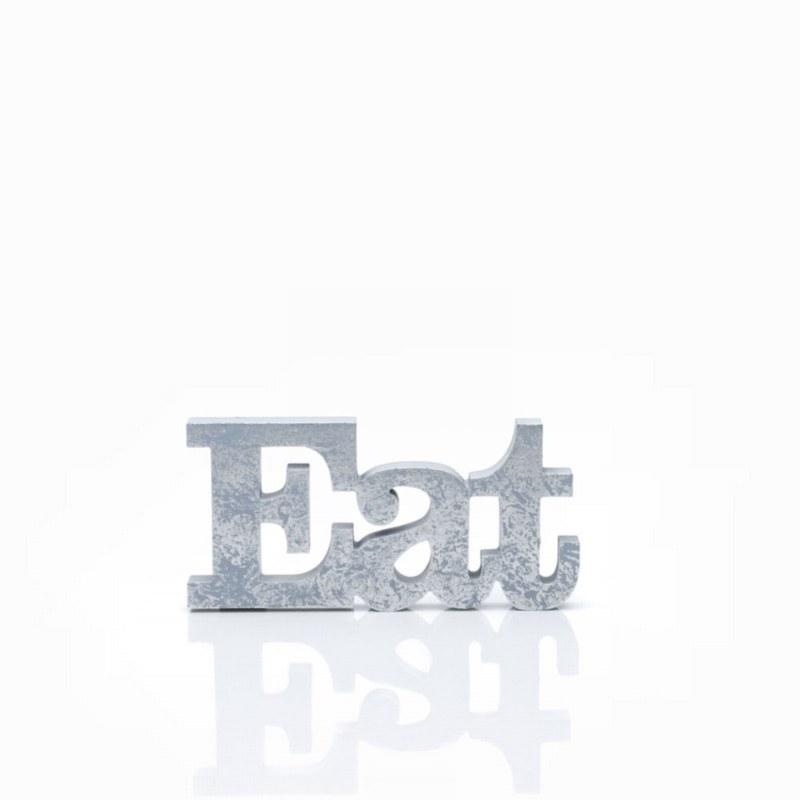 Wooden Word - Eat