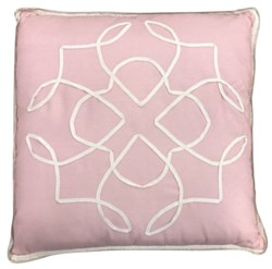 Throw Pillow - Pink Ribbon