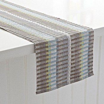 Barcode Table Runner