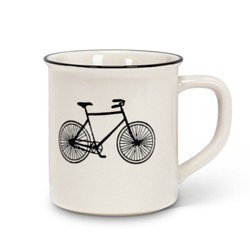 Bicycle Mug (13oz)