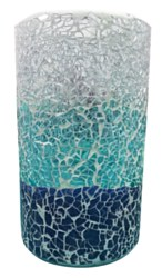 Scented Led Flameless Candle - Ocean