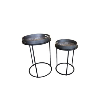 Alina Small Nesting Table