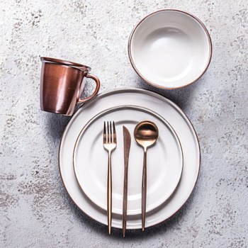 Amore 16-Piece Dinnerware Set