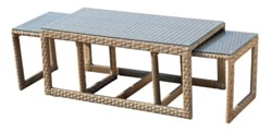 Cape Nesting CoffeeTable-Set