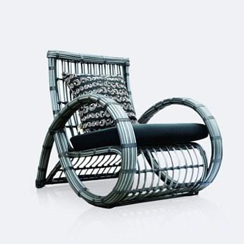Da Vinci Wicker Armchair