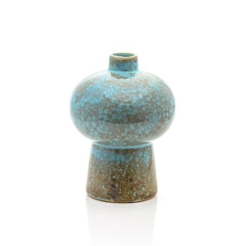 Ceramic Speckled Vase