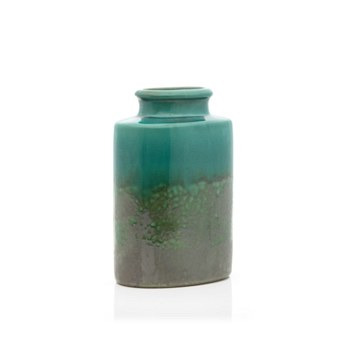 Ceramic Green Earth Vase