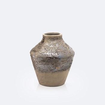 Ceramic Rustic Pink Vase