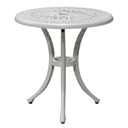 "Karina 21"" Round Side Table"
