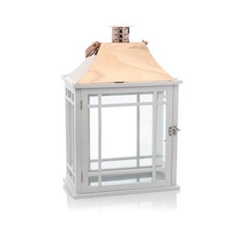 Large Wood Lantern
