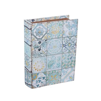 Medium Wooden Book Box