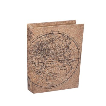 Medium Cork Book Box