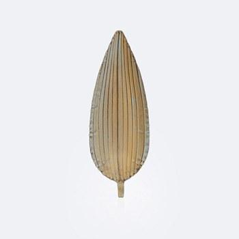 Metal Leaf Plate