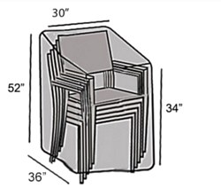 Protective Cover - Stacking Chairs