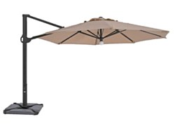 11.5' Round Parasol with lights