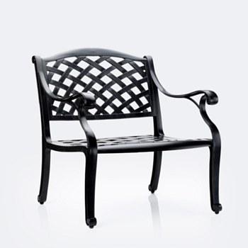 Reel Weave Deep Seating Chair