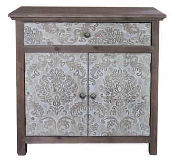 Rose Wooden Cabinet