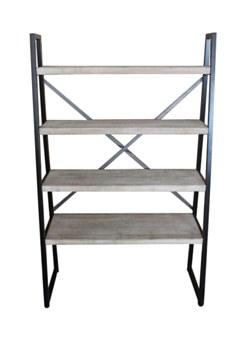 Rustic Book Shelf