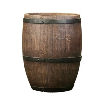 Barrel Planter Large