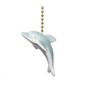 Fan Pull Dolphin