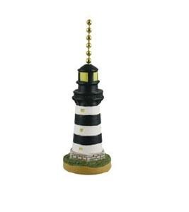 Fan Pull Lighthouse