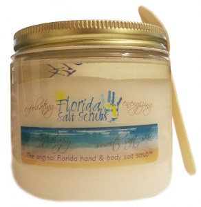 Salt Scrub Key Lime Large