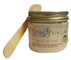Salt Scrub Key Lime Small