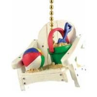 Fan Pull Beach Chair