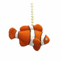 Fan Pull Clown Fish