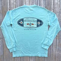 Men's T L/S Anchor Chambray Sm