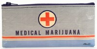 Pencil Case Medical Marijuana