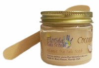 Salt Scrub Coconut Small