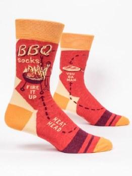 Men's Sock BBQ