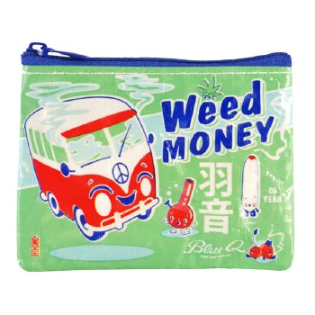 Coin Purse Weed Money