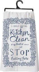 Dish Towel Kitchen Clean