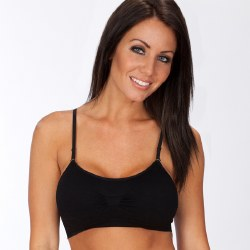 Coobie Bra Scoop Black
